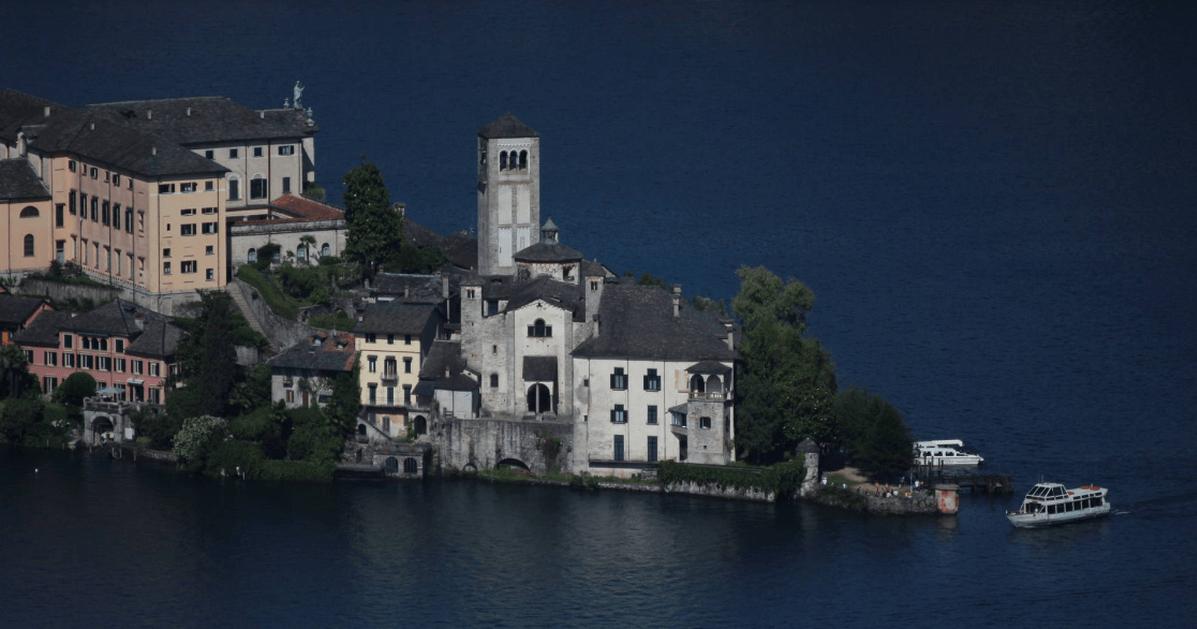 San Giulio - Lago d'Orta